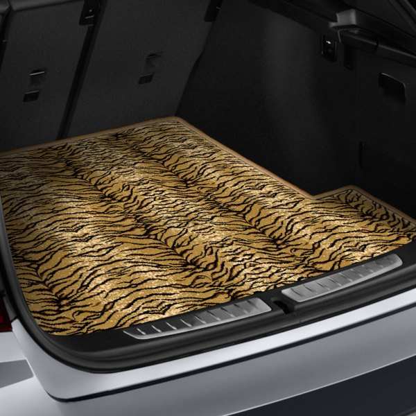 Designer Mat Safari Auto Mat Carpeted Mats