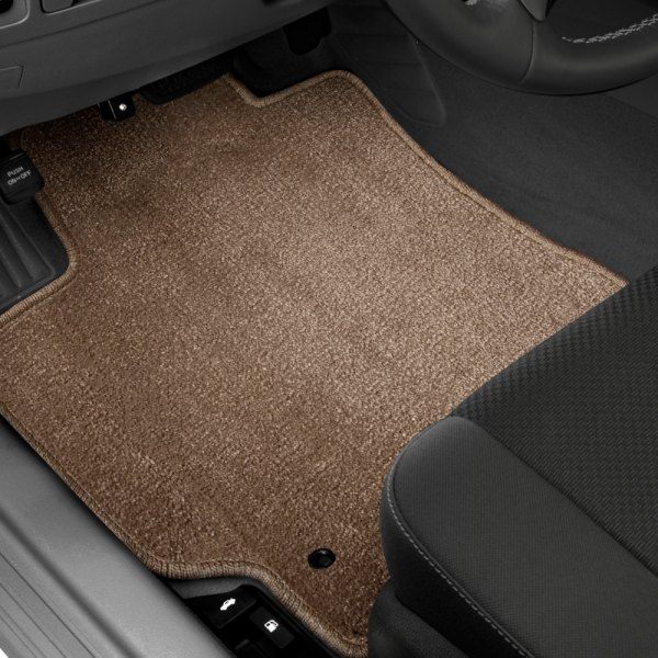 Designer Mat® - Super Plush Auto Mat™ Carpeted Mats