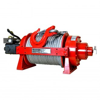Detail K2® - JP Series Industrial Hydraulic Winch With Steel Rope