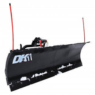 "Detail K2® - Avalanche 84"" x 22"" T-Frame Snow Plow Kit"