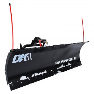 Detail K2® - Rampage II Snow Plow Kit