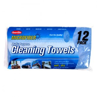 Detailers Choice® - Microfiber Towels