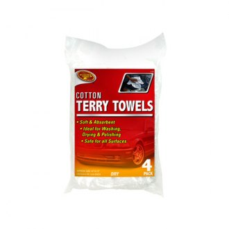 Detailers Choice® - Terry Cleaning Towels