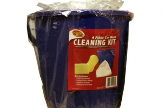 Detailers Choice® - Car Wash Kit with Bucket