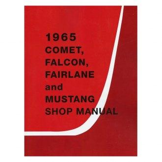 1965 ford mustang auto repair manuals at carid com rh carid com Ford Truck Repair Manual 94 Ford Mustang Specs