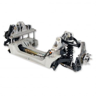 Detroit Speed Engineering® - Aluma-Frame™ Front Suspension System