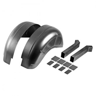 Detroit Speed Engineering® - Rear Inner and Outer Wheel Housing Kit