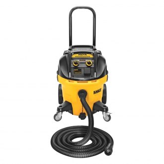 DeWalt® - 10 Gallon Wet/Dry HEPA Dust Extractor with Automatic Filter Clean