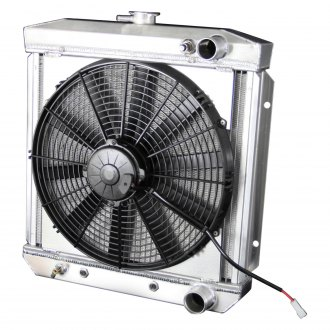DeWitts® - Direct Fit™ Pro Series Aluminum Radiator with Fan