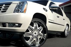 DIABLO® - MORPHEUS Custom Painted on Cadillac Escalade