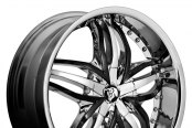 DIABLO® - ANGEL Chrome with Black Inserts