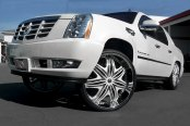 DIABLO® - MORPHEUS Chrome with Custom Inserts on Cadillac Escalade