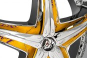DIABLO® - REFLECTION X Chrome with Custom Inserts Style - Lakers Close-Up