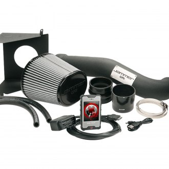 DiabloSport® - Reaper Stage 1 Black Performance Kit with White Filter