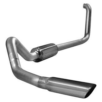 Diamond Eye® - Aluminized Steel 2nd Section Tailpipe