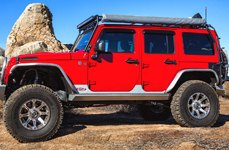 DICK CEPEK® - Off-Road Tires on Jeep Wrangler