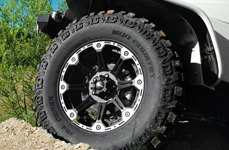 DICK CEPEK® - Mud Country Tires on Jeep Wrangler