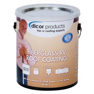 Dicor Rv Roof Coatings Lap Sealants Amp Cleaners Carid Com