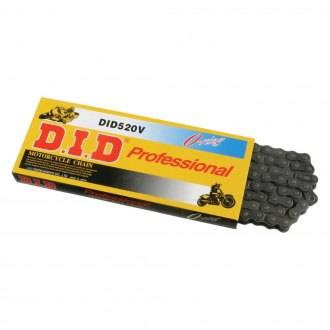 D.I.D Chain® - 420V Professional O-Ring Chain Clip Link