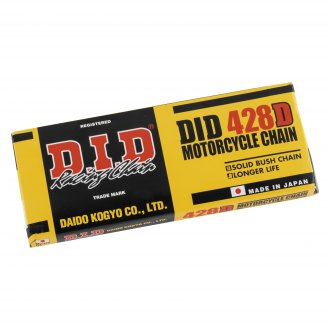 D.I.D Chain® - 428D Standard Non-O-Ring Chain