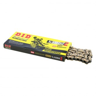D.I.D Chain® - 520DZ2 Super Non-O-Ring Chain