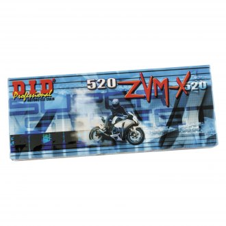 D.I.D Chain® - 520ZVM-X Super Street X-Ring Chain