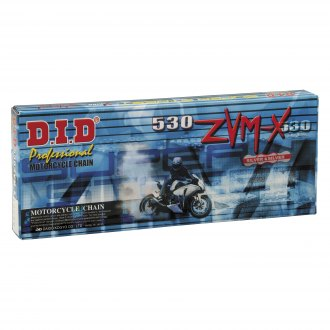 D.I.D Chain® - 530ZVM-X Super Street X-Ring Chain