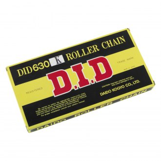D.I.D Chain® - 630K Standard Non-O-Ring Chain