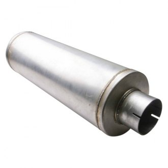 Different Trend® - Diesel Series Round Bare Exhaust Muffler