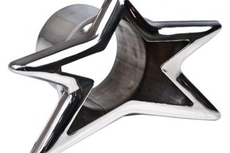 Different Trend® - Hi-Polished Series Stainless Steel 5 Point Star Straight Cut Exhaust Tip