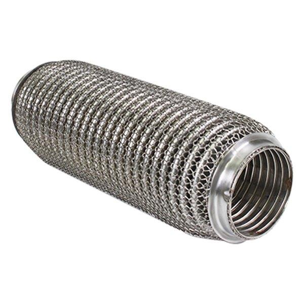 2.5 X 4 Interlock Stainless Steel Flex Pipe