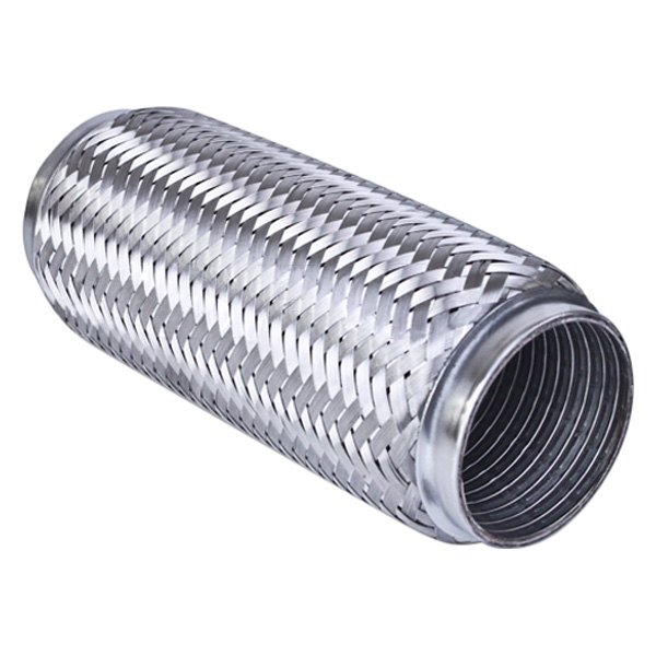 Different Trend® - Flexible Series Stainless Steel Double Braided Exhaust Pipe  sc 1 st  CARiD.com & Different Trend® DTF-2408B - Flexible Series Stainless Steel Double ...