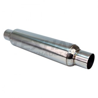 Different Trend® - Stainless Steel Bare Resonator Muffler