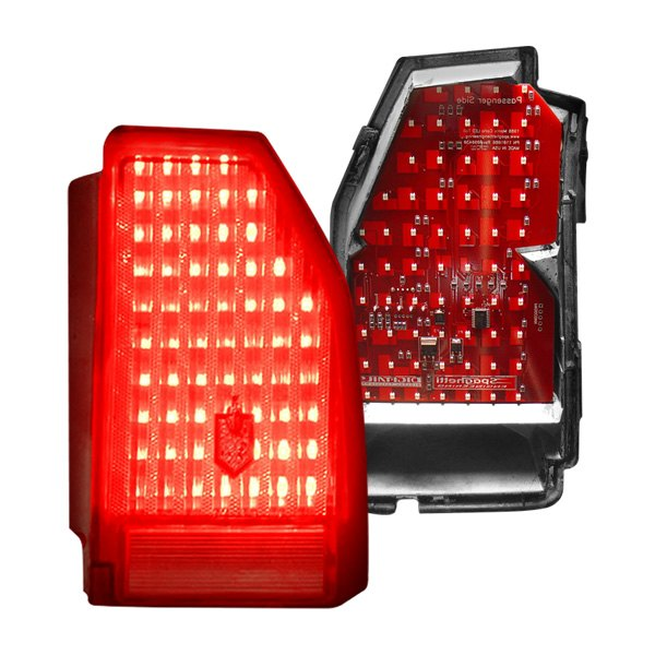 Digi Tails 174 1101086 Sequential Led Tail Light Panel Kit