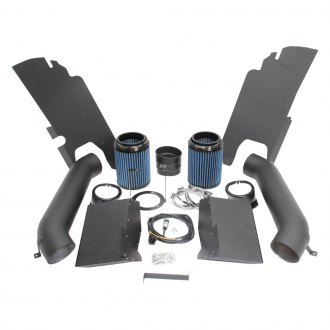 Dinan® - High Flow Cold Air Intake System with Blue Filter
