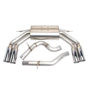 Dinan® - Free Flow™ 304 SS Axle-Back Exhaust System