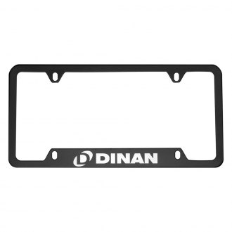 Dinan® - License Plate Frame with Dinan Logo