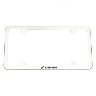 Dinan® - Slimline License Plate Frame with Dinan Logo