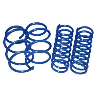 Dinan® - Front and Rear Lowering Coil Spring Kit