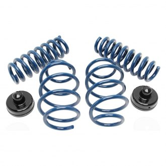 Dinan® - Front and Rear Lowering Coil Spring Set