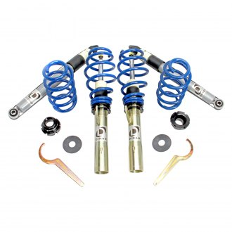 "Dinan® - 0""-2"" x 0""-2.1"" Front and Rear Lowering Coilover Kit"