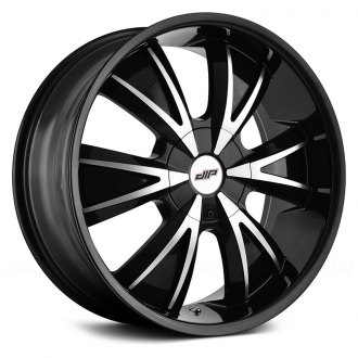 DIP® - VIBE Gloss Black with Machined Face