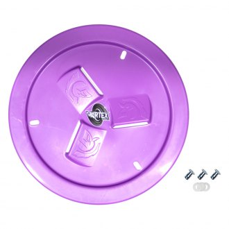 Dirt Defender® - Vortex Purple Vented Wheel Cover