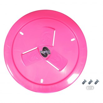 Dirt Defender® - Vortex Neon Pink Vented Wheel Cover