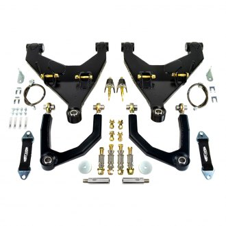 Dirt King Fabrication® - Long Travel Control Arms Kit