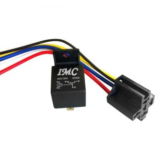 Dirtbound Offroad® - SPDT Relay and Socket