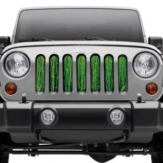 Dirty Acres® - Nature Style Perforated Grille Insert