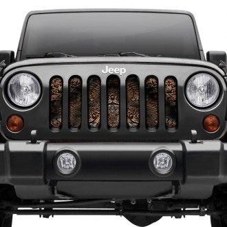 Dirty Acres® - Animal Style Perforated Grille Insert