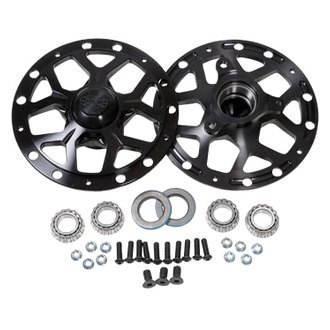 Diversified Machine® - Black Widow™ Front Wheel Hub Set