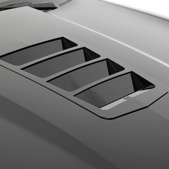 Chevy camaro hood vents for How to improve airflow in vents